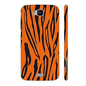 Enthopia Designer Hardshell Case Pride of India Back Cover for Huawei Honor Bee