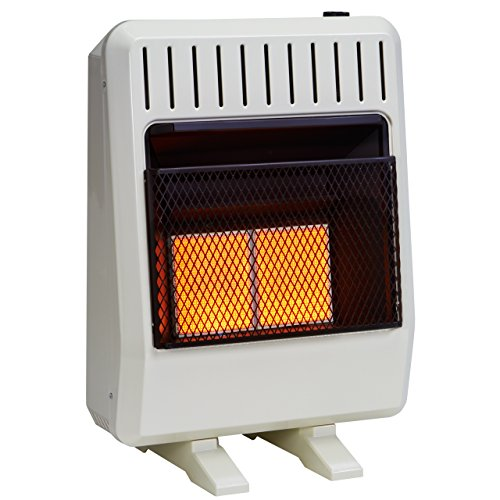 Avenger Dual Fuel Vent Free Infrared Heater - 20,000 BTU, Model# FDT2IR (Propane Infrared Heater Indoor compare prices)