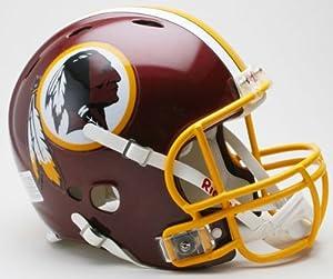 Riddell Washington Redskins Revolution Authentic Pro Helmet by Caseys