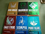 ALEX RIDER 6 BOOK COLLECTION ANTHONY HOROWITZ