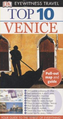 Top 10 Venice (Eyewitness Top 10 Travel Guides)