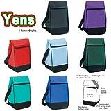 Yens® Fantasybag Economy Lunch Bag-Black, 3618
