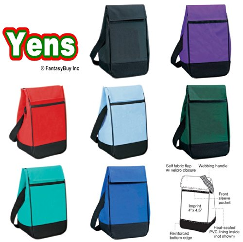 Yens® Fantasybag Economy Lunch Bag-Black, 3618 - 1