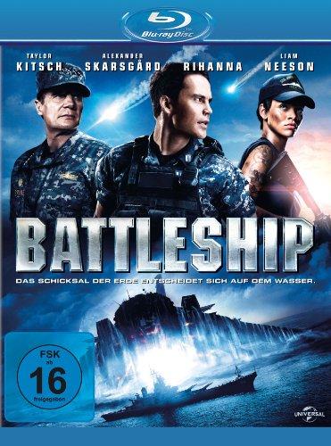 Battleship (+ Digital Copy) [Blu-ray]