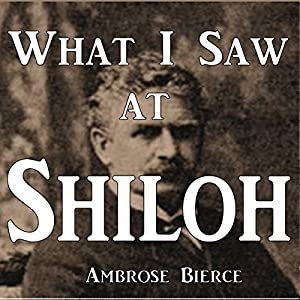 What I Saw at Shiloh Audiobook