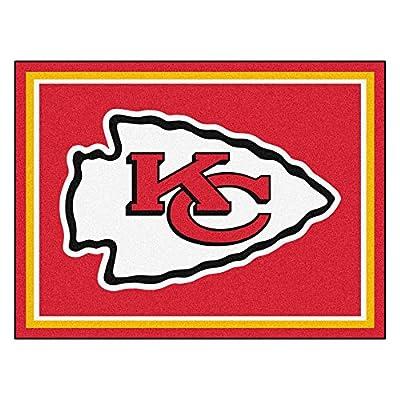 FANMATS 17486 NFL Kansas City Chiefs Rug