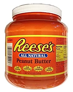 Reese's Peanut Butter Sauce, 4.5-pound container