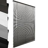 SOL ROYAL Alu-Jalousie - Farbe: Grau - Maße: 115x130 cm