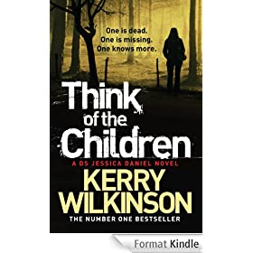 Think of the Children (Season One: Book 4) (Jessica Daniel) (English Edition)