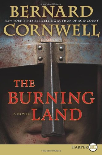 The Burning Land LP: A Novel (Saxon Tales)