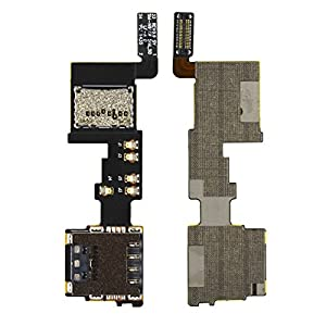 Card Micro SD Card Holder Replacement Repair Part for Samsung Galaxy