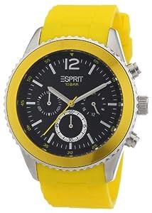 Esprit Herren-Armbanduhr XL marin men Chronograph Quarz Resin ES105331009