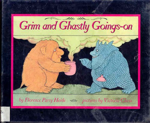 Grim and Ghastly Goings-On PDF