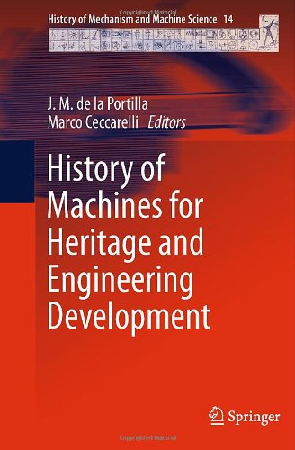 History of Machines for Heritage and Engineering Development (History of Mechanism and Machine Science)