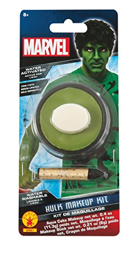 Rubie's Costume Men's Marvel Universe Adult Hulk Body Paint
