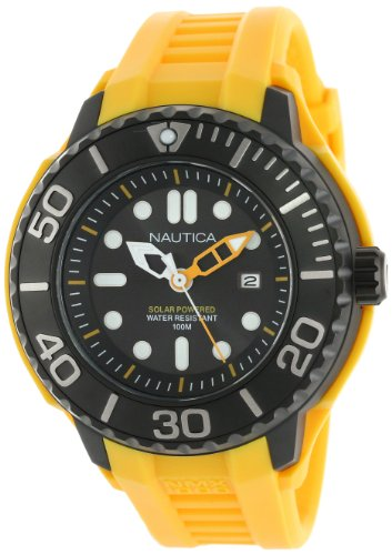 Nautica Unisex N28508G NMX 1000 Date Watch