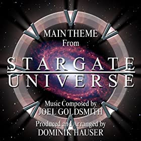 amazoncom stargate universe end title theme from the
