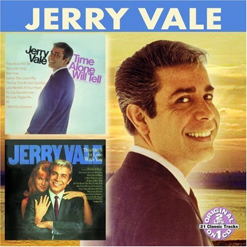 Jerry Vale - Time Alone Will Tell/This Guy
