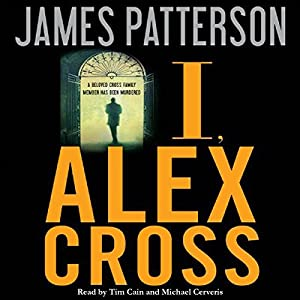 I, Alex Cross Audiobook