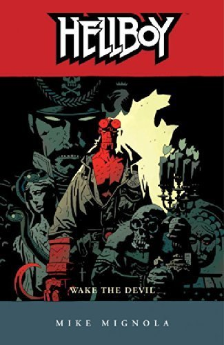 Hellboy, Vol. 2: Wake the Devil by Mignola, Mike (2004) Paperback
