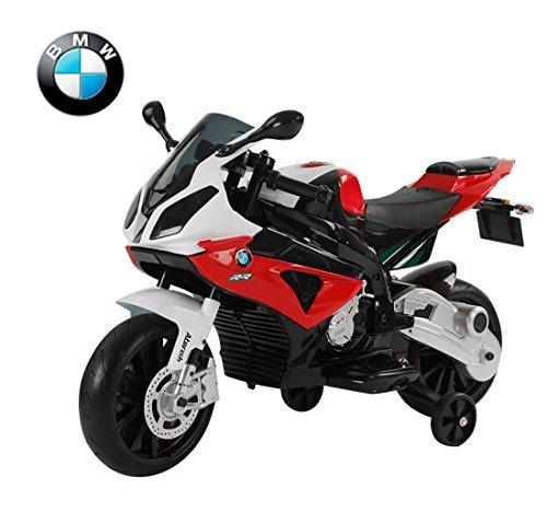 Moto électrique pour enfant BMW S1000 RR 12V2 moteurs
