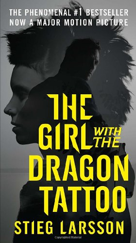 The Girl With The Dragon Tattoo by Steig Larrsson