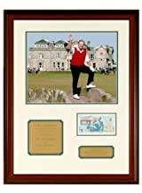 Jack Nicklaus Farewell To British Open Shadow Box