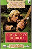 img - for The King's Demon: Robin of Sherwood Game Books (Puffin Adventure Gamebooks) (No. 1) by G. Staplehurst (1987-05-28) book / textbook / text book