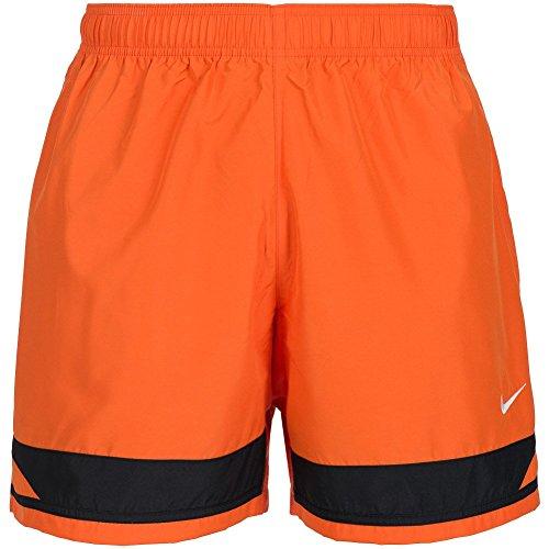 Running Nike / Abbigliamento sportivo Shorts L Arancio-Black