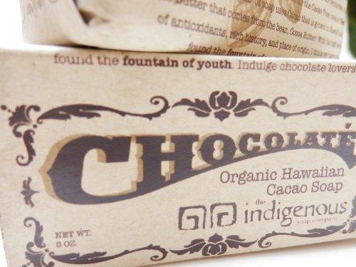 Indigenous ハワイアンナチュラルソープ Chocolate