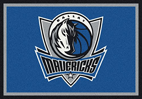 Dallas Mavericks Milliken NBA Team Spirit Area Rug (2'8