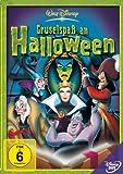 DVD Cover 'Gruselspaß an Halloween