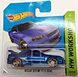 Hot Wheels - HW Workshop - Nissan Skyline GT-R (R34) - 230/250