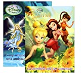DISNEY FAIRIES Libro Para Colorear Y Actividades, Case Pack 48