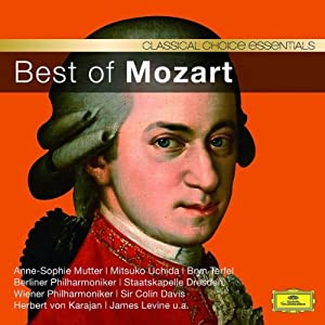 Best of Mozart (Classical Choice)