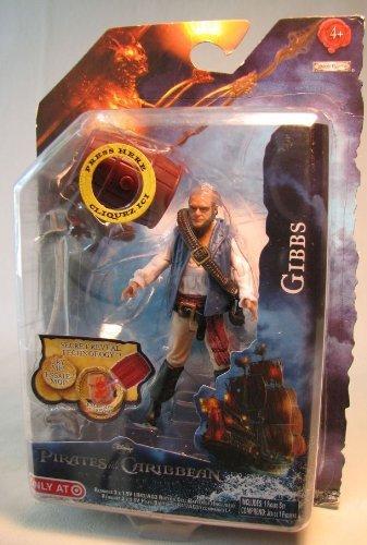 Pirates of Caribbean OSS 4 inch Gibbs - 1