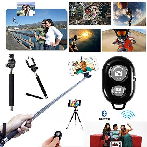 New Selfie Camera Monopod Telescopic Pole Extendable Handheld Self-Timer Digital