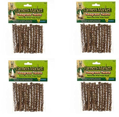 Ware Sundried Seagrass Twists Small Pet Chews by Ware Manufacturing (Ware Seagrass compare prices)