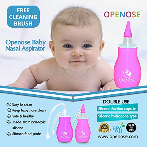 nasal aspirator how to use