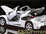 エンツォフェラーリ 銀■1/8エンツォタイプ 電動■ラジコン 超人気
