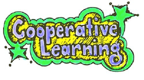 "Center Enterprise CE416 ""COOPERATIVE LEARNING"" Stamp - 1"