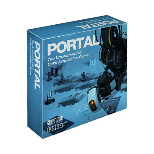 Portal: The Uncooperative Cake Acquisition Game - Board Game - English