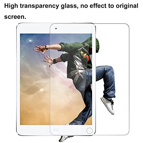 Lifetime-Warranty-iPad-Air-Air-2-Pro-Screen-Protector-Glass-InaRock-026mm-Tempered-Glass-Screen-Protector-for-iPad-Air-iPad-Air-2-New-Apple-iPad-Air-iPad-Pro-97-with-Retina-Display-Most-Durable-Easy-I