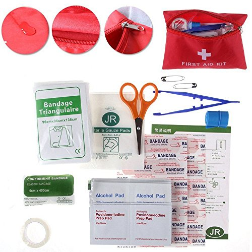 e-supporttm-34-piece-first-aid-emergency-kit-car-home-medical-camping-office-travel