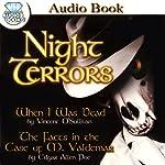Night Terrors | Vincent O'Sullivan,Edgar Allan Poe