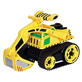 Fisher-Price Steel Force Mini Digger
