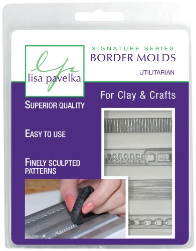 Lisa Pavelka 327013 Border Mould Utilitarian