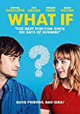 What If [DVD] [2014]