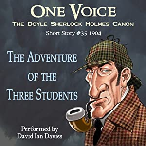 The Adventure of the Three Students | [Arthur Conan Doyle]