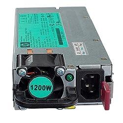 HP 1200W Platinum Redundant Power Supply - CC3256